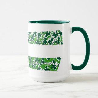 Shamrocks Design Mug