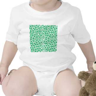 Shamrocks for St Patrick's Day T-shirt