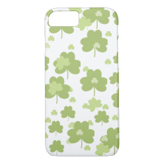 Shamrocks iPhone 8/7 Case