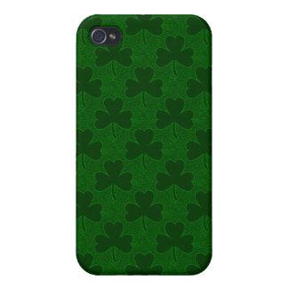 Shamrocks iPhone 4 Case