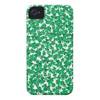 shamrocks, Ireland, Irish, proud to be Irish iPhone 4 Case