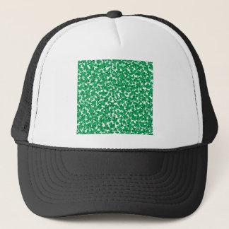 shamrocks, Ireland, Irish, proud to be Irish Trucker Hat