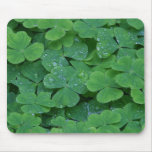 SHAMROCKS MOUSE PADS