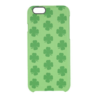 Shamrocks O'Galore Uncommon Clearly™ Deflector iPhone 6 Case