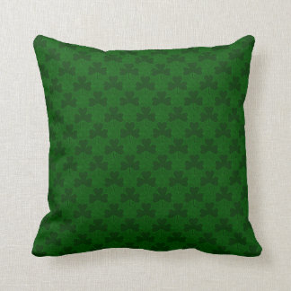 Shamrocks Pillow