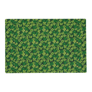 Shamrocks Placemat