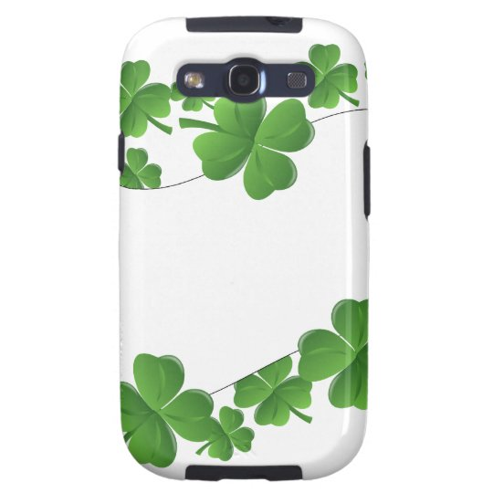 Shamrocks Samsung Galaxy S3 Cover
