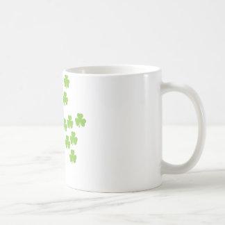 shamrocks shamrock coffee mug