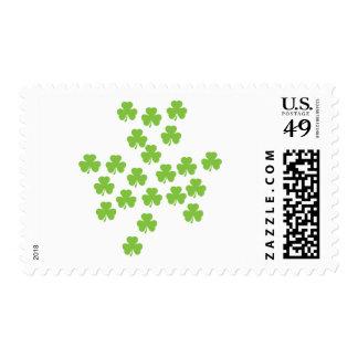 shamrocks shamrock stamps
