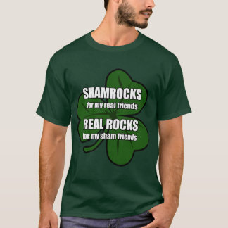 shamrocks T-Shirt