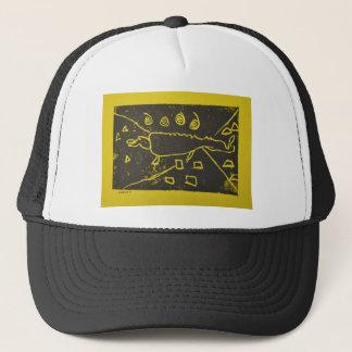 Shamus Alligator Trucker Hat