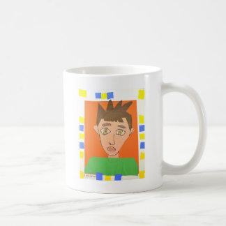 Shamus Mohawk Coffee Mug