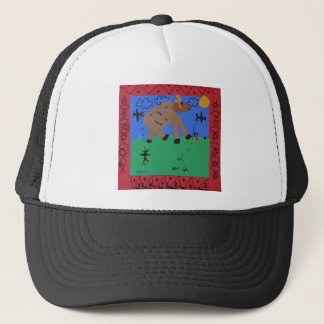 Shamus Moose Trucker Hat