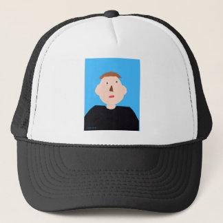 Shamus Portrait Trucker Hat