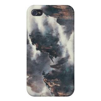 SHAN DE LA TA HUANG iPhone 4/4S CARCASAS