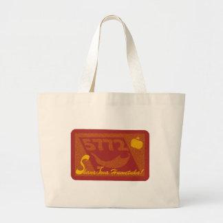 Shana Tova Humetuka Tote Bags