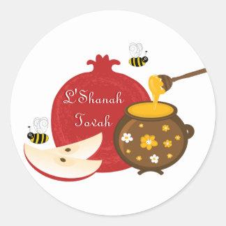Shana Tova Sticker