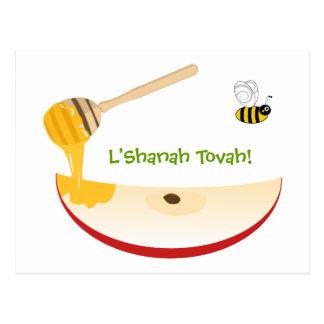 Shana Tovah Postcard