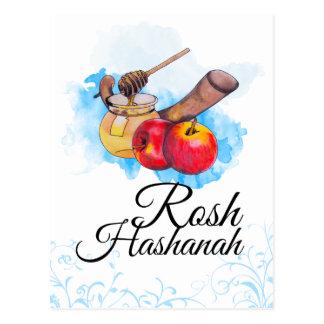 Shana Tufa/Rosh Hashanah Post Card