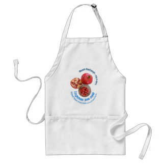 Shanah tovah - Happy new for People of Israel Adult Apron