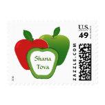 Shanah Tovah Rosh Hashanah Jewish New Year Postage Stamp