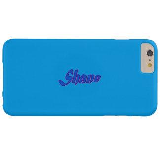Shane Full Blue iPhone 6 Plus case