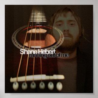 """Shane Hebert """"que funciona con de mí"""" el poster"""
