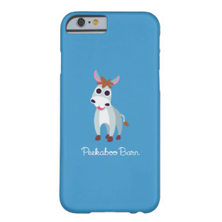 Shane the Donkey Barely There iPhone 6 Case