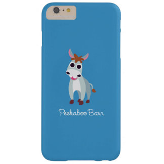 Shane the Donkey Barely There iPhone 6 Plus Case