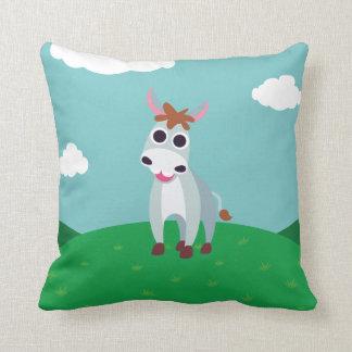Shane the Donkey Pillow