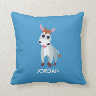 Shane the Donkey Pillows