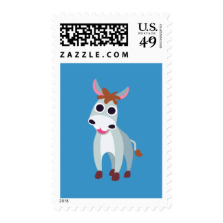 Shane the Donkey Stamps