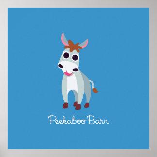 Shane the Donkey Poster