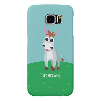 Shane the Donkey Samsung Galaxy S6 Cases