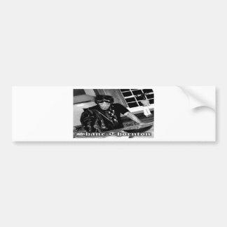 Shane Thornton con nombre Pegatina Para Auto