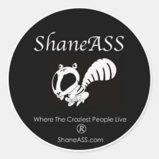 ShaneASS Sticker