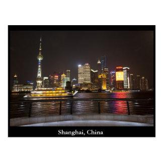 Shangai China Tarjetas Postales