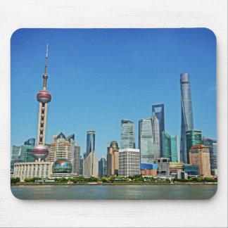 Shangai, China - visión desde la Federación - Alfombrilla De Raton