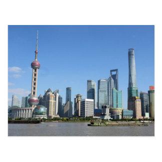Shangai de la postal de la Federación