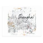 Shangai Tarjeta Postal