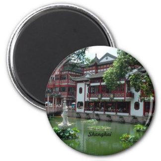 Shanghai 2 Inch Round Magnet