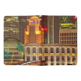 Shanghai at Night Extra Large Moleskine Notebook