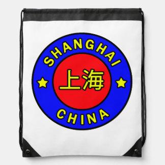 Shanghai China backpack