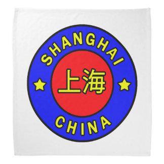 Shanghai China Bandana