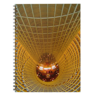 Shanghai China wonderful abstract of Oriental 2 Notebook