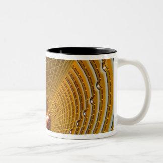 Shanghai China wonderful abstract of Oriental 2 Two-Tone Coffee Mug