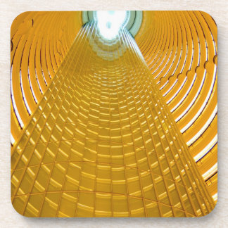 Shanghai China wonderful abstract of Oriental Drink Coaster