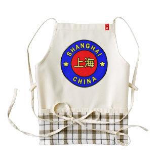 Shanghai China Zazzle HEART Apron