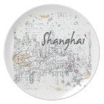 Shanghai Dinner Plate