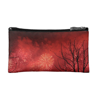 Shanghai Fireworks Makeup Bag
